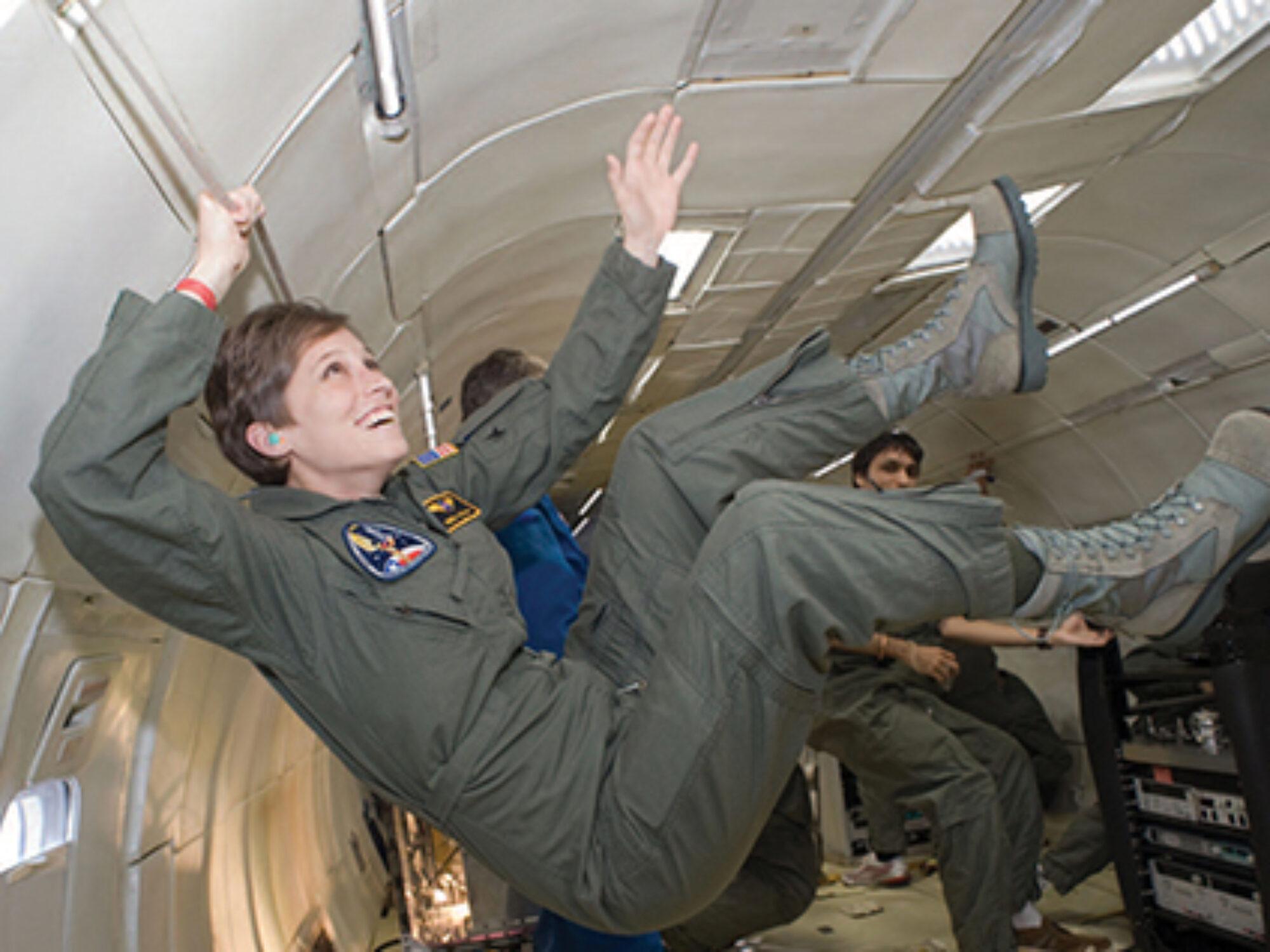 rebecca blue in space