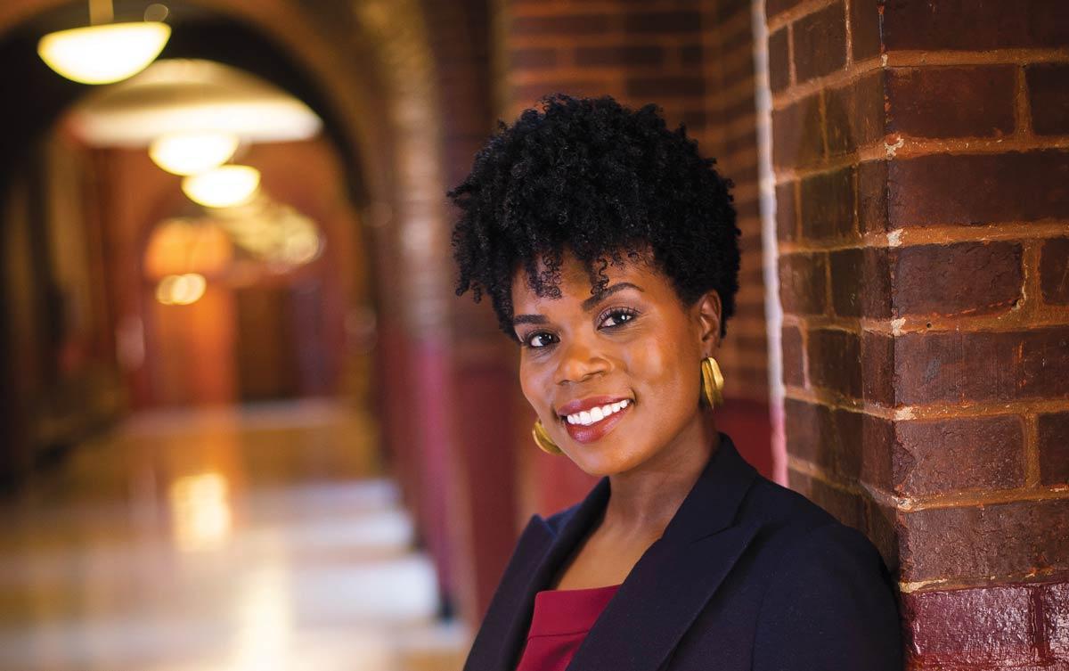 Adanna J. Johnson, Ph.D