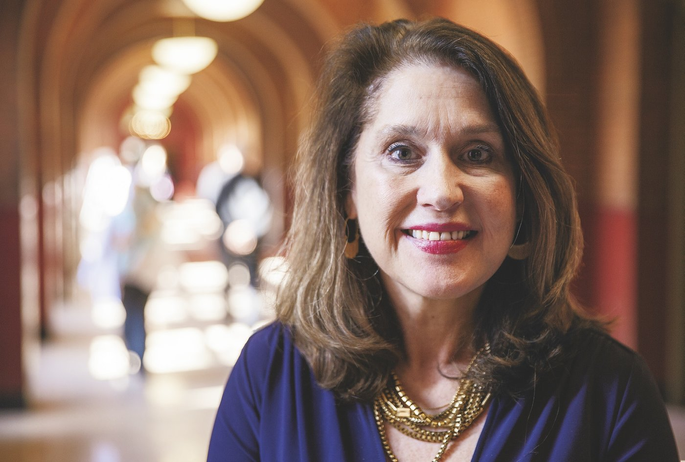 Jane Aiken (L'85, Parent'14), Professor of Law and Gender Equity Task Force Chair