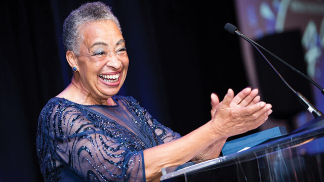 Dean Emeritus Joy Phinizy Williams