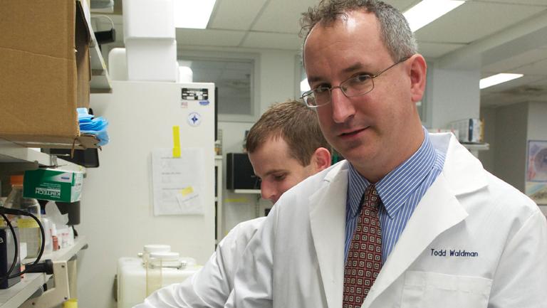 Todd Waldman, MD, PhD